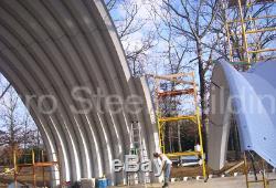 Durospan Acier 30x40x14 Kit De Construction En Voûte En Métal, Extrémités Ouvertes Usine Direct