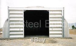 Durospan Acier 30x40x15 Métal Kit De Construction Garage Boutique Structure Usine Direct