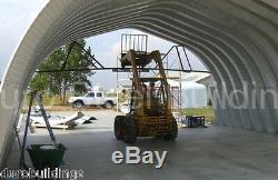 Durospan Acier 40x46x18 Kit De Construction En Métal Bricolage Maison Stockage Hangar Usine Direct