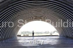 Durospan Acier 40x60x15 Construction De Routes En Métal Entretien Sel Shed Usine Direct