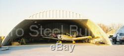 Durospan Acier 42'x24'x17' Made Métal À Commande De Construction Diy Kit Ouvert Ends Direct