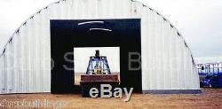 Durospan Acier 51x100x17 Construction Métallique Quonset Kits Fermés Ends Factory Direct