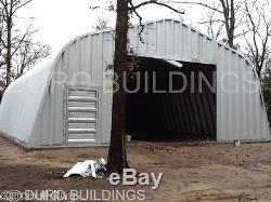 Durospan Acier Atelier De Construction De Garage En Acier 30x40x16, Dégagement D'usine Direct