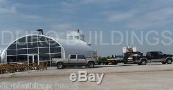 Durospan Acier S40x44x16 Construction Métallique Kit Span Clair Extrémités Ouvertes Direct Usine