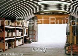 Durospan De Construction En Acier 20x30x12 Grange Métal Kit Garage Bricolage Hangar Ends Direct
