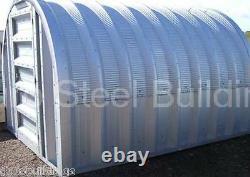 Durospan Steel 10'x12'x8' Metal Building Kits Back Yard Storage Factory Direct