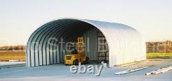Durospan Steel 20'x30x14' Metal Building Garage Kit Workshop Grange De Stockage Direct