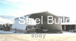 Durospan Steel 25'x30'x14 Kits De Construction De Bricolage En Métal Fabriqués Pour Commander Des Extrémités Ouvertes Direct