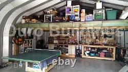 Durospan Steel 30'x36'x14 Metal Building Diy Home Workshop Kits Open Ends Direct