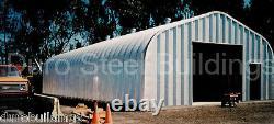 Durospan Steel 30'x40'x14' Metal Building Diy Garage Kit Workshop Factory Direct
