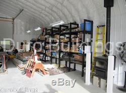 Durospan Steel 30x30x14 Structure De Kit De Magasin De Garage De Construction Métallique
