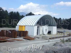 Durospan Steel 30x40x14 Couvercle Du Conteneur D'expédition Pour Bâtiment Métallique, Extrémités Ouvertes Direct