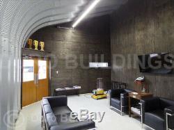 Durospan Steel 30x40x15 Construction Métallique Maison Bricolage Maison Hangar Kit Open Ends Direct