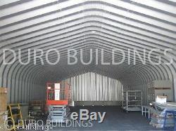 Durospan Steel 30x75x14 Constructions Métalliques Diy Maison Garage Shop Kit Open Ends Direct