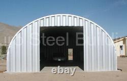 Durospan Steel 40'x40'x16' Metal Diy Building Garage Kit Workshop Factory Direct