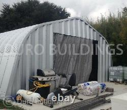 Durospan Steel A20x60x12 Metal Building Shop Diy Home Garage Kit Factory Direct