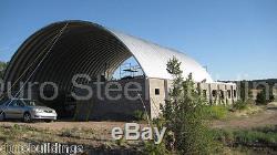 Durospan Steel Kit De Toit Personnalisé Pour Bâtiment Métallique, Extrémités Ouvertes Usine Direct