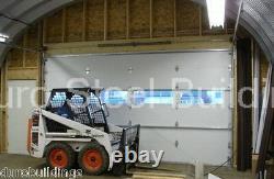 Durospan Steel S25x42x18 Metal Building Vu À La Télévision Open Ends Factory Direct