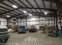 Entrepôt Automatique D'atelier De Garage De Garage De Kit De Bâtiment En Métal De Durobeam 40x75x16