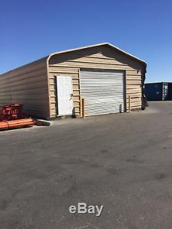 Garage Construction En Acier Magasin Abri De Voiture Remise Garage Atelier De Stockage De La Grange Couverture De Bateau