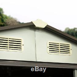 Garage De Service De Construction De Jardin En Plein Air