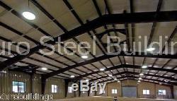 Gymnase De Bâtiment Rigide Direct En Acier Durobeam En Acier 100x100x20 À Structure Rigide