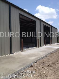 Kit De Construction À Cadre Rigide En Acier Durobeam Acier 40x60x14 Pour Ateliers De Garage Direct