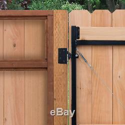 Kit De Construction De Porte À Cadre En Acier Adjust-a-gate, Ouverture De 60 À 96 Po Jusqu'à 6 Pi De Hauteur