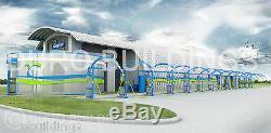 Kit De Construction De Toit Sur Mesure En Acier Durospan Steel 40x144x20 Tel Que Vu À La Télé Direct