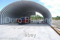 Kit De Construction En Métal En Acier 40x40x16 Durospan Ag. Stockage Ouvert Des Extrémités D'usine Directe
