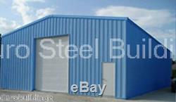 La Structure En Acier De Garage De Bâtiment De Garage En Métal De Bâtiment De L'acier 30x50x14 De Durobeam Direct