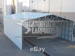 Le Garage Commercial En Acier Préfabriqué En Acier 42x41 Libèrent L'installation Libre De Garage