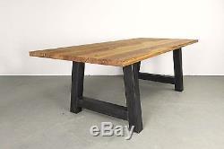 Les Pieds De Table En Métal, Construisez Votre Propre Table Avec Ces Jambes, Les Résultats Vous Feront