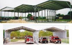 Pré-fab, Granges, Bâtiments En Acier, Abris D'auto, Garages, Ports Rv, Bâtiments Utilitaires, Hangars
