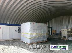 S25x30x14 Usine D'acier Mfg Prefab Métal Entrepôt Garage Atelier Kit