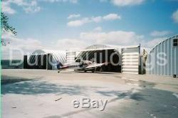 Structure De Cabane Quonset En Acier Durospan En Acier 60x100x20 En Bricolage