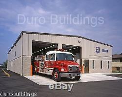 Structure De Secours En Cas D'incendie De Police En Acier 40x100x16 En Métal Durobeam Direct