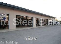 Usine Commerciale D'atelier De Garage De Bâtiment En Métal De L'acier Durobeam 40x80x16 En Métal Direct